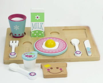 Place Setting Food Set