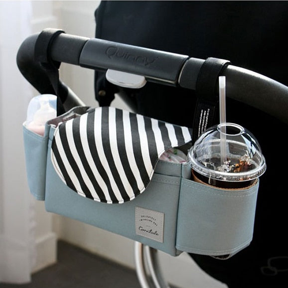 Two Bottle Caddy Stroller Bag