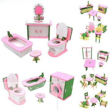 Doll House Miniature Furniture