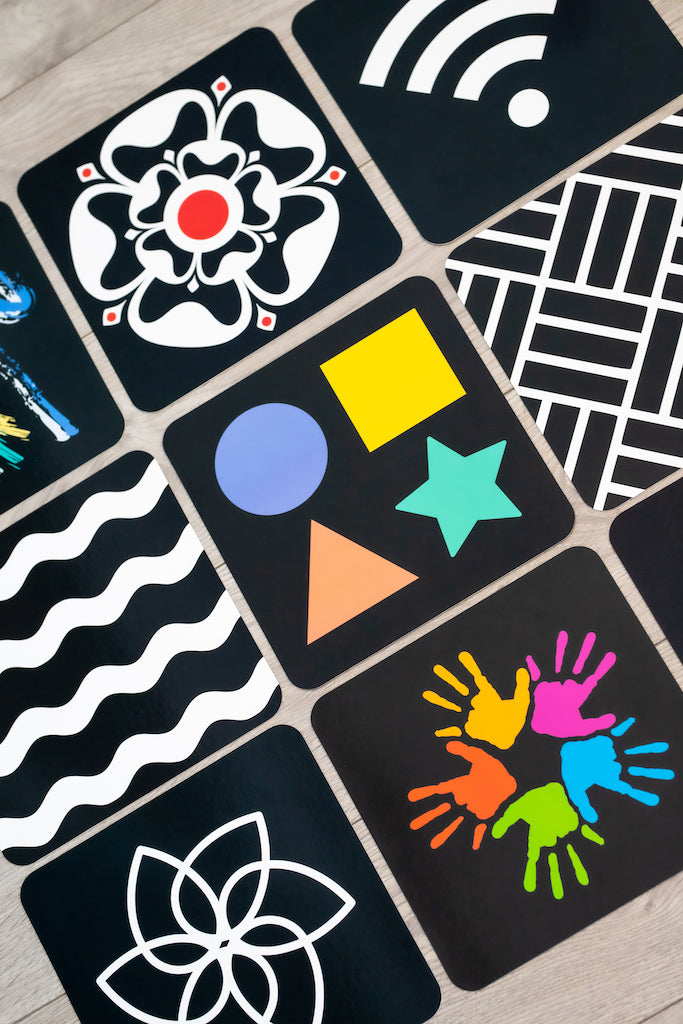Sensory Cognitive Cards Pack