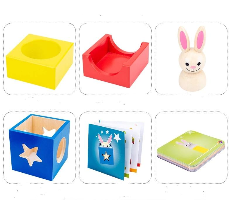Rabbit Magic Box