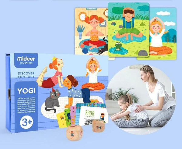 Little Yogi Game Kit