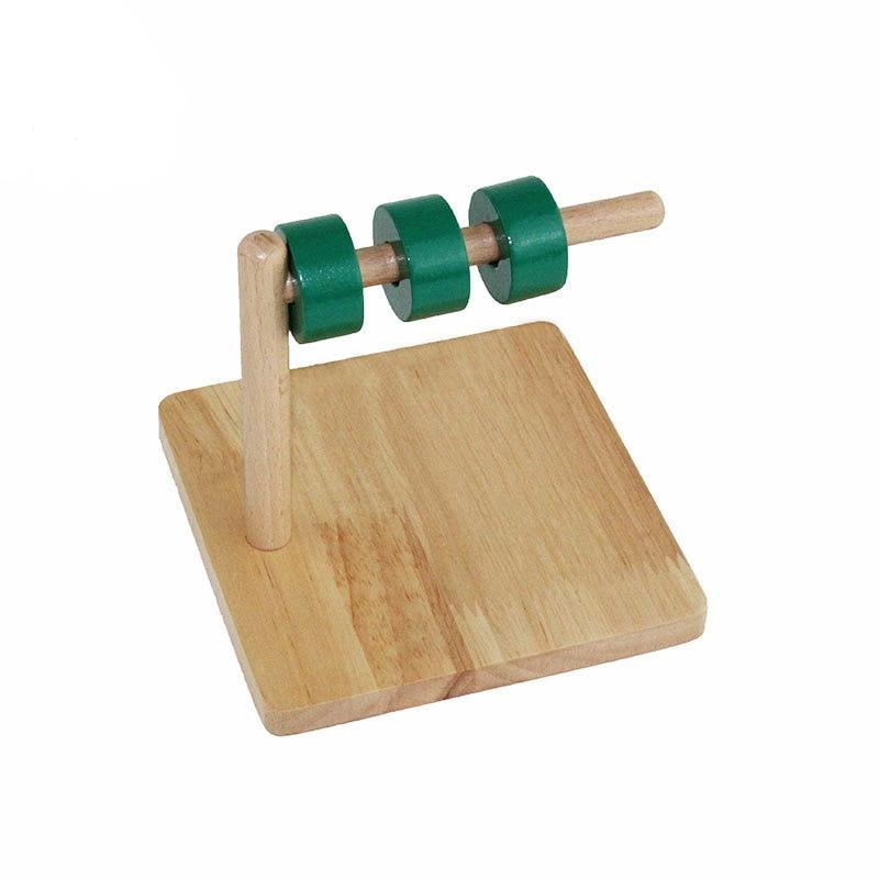 Montessori Dowel Set
