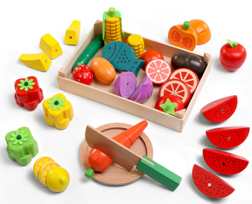 Magnetic Fruit and Vegetable Basket