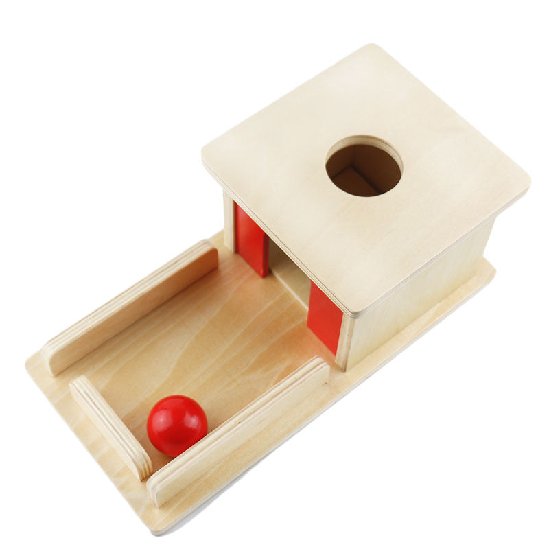 Object Permanence Box (Montessori)