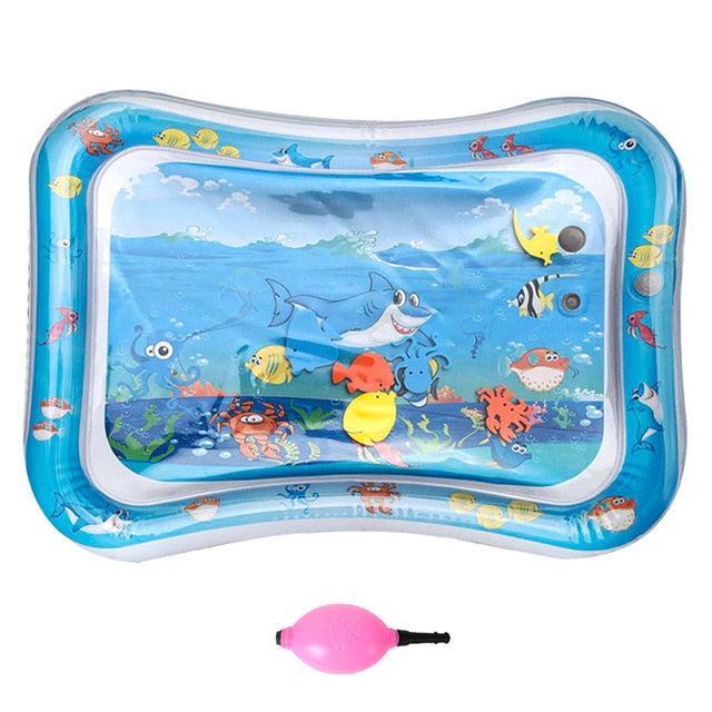 Aquarium Tummy Time Mat