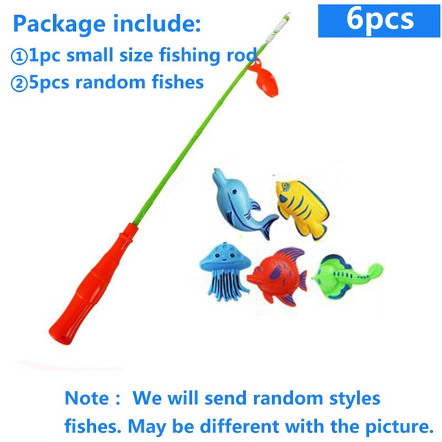 Fishing Toy Set