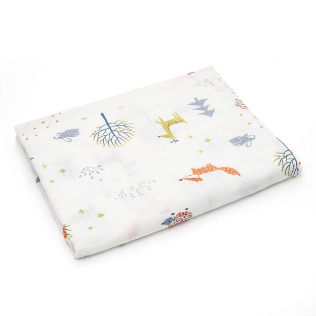 Organic Cotton Swaddle Wrap