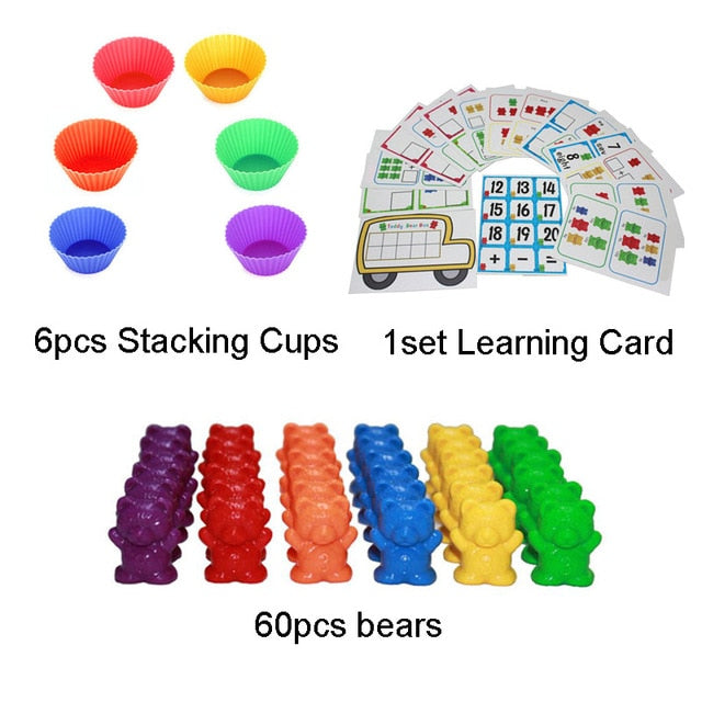 Counting Bear Fun