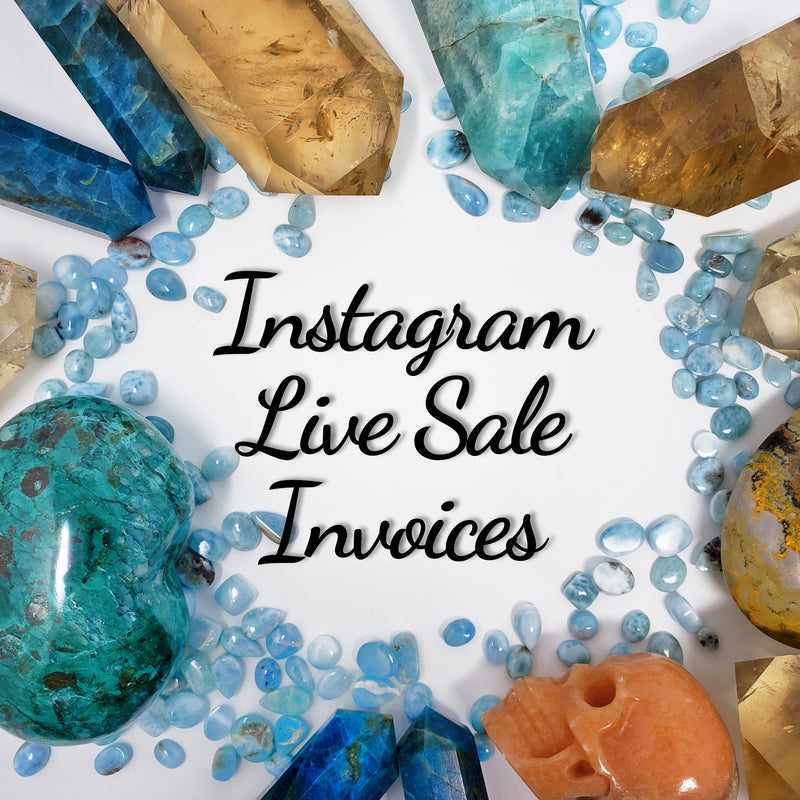 Instagram Live Sales