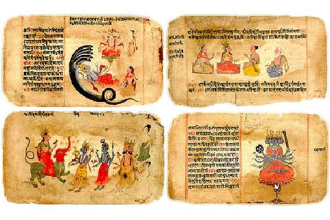 ic:The Aryan Era gave way to the Vedic Period when history finally started to take form on paper.