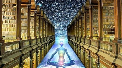 ic:Unknown artist's rendition of the Akashic Records