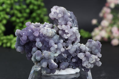 267 gram Grape Agate Specimen DE810