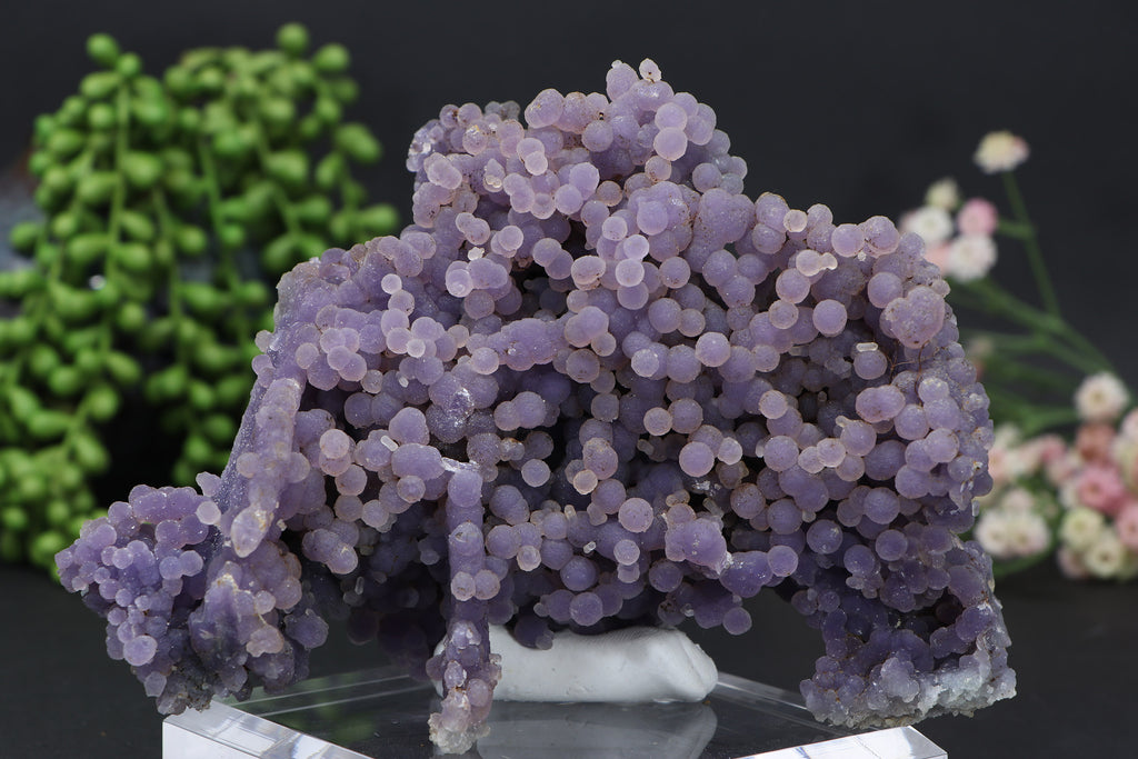 670 gram Grape Agate Specimen DE797