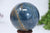 68mm Argentinian Blue Onyx (Calcite) Sphere DE551