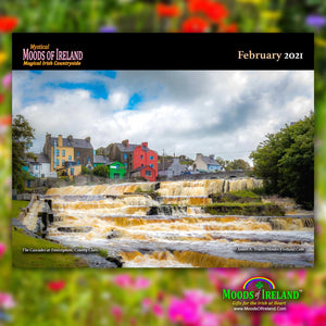 2021 Magical Irish Countryside Wall Calendar Calendar Moods of Ireland