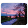 Mousepad - Soothing Pink Sunrise over County Clare Country Road - James A. Truett - Moods of Ireland - Irish Art