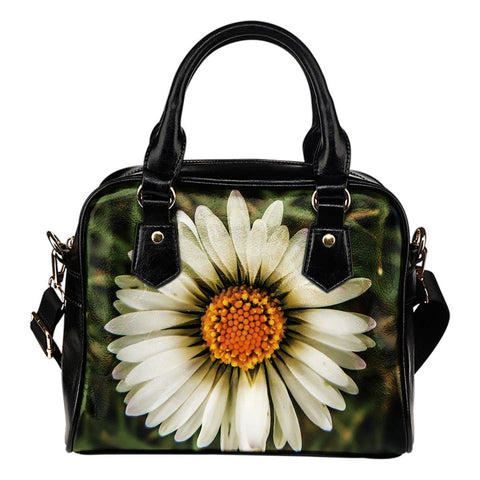 Shoulder Bag - Irish Daisy Shoulder Bag Moods of Ireland