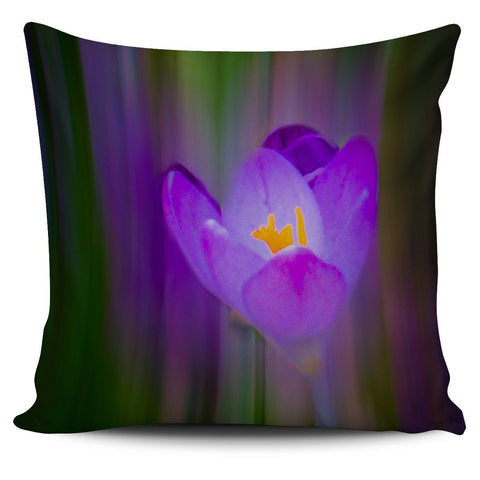 Pillow Cover - Irish Spring Crocus Blossom Pillow Cover Moods of Ireland