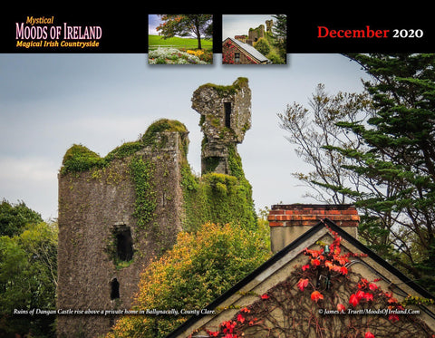 2020 Magical Irish Countryside Wall Calendar Calendar Moods of Ireland