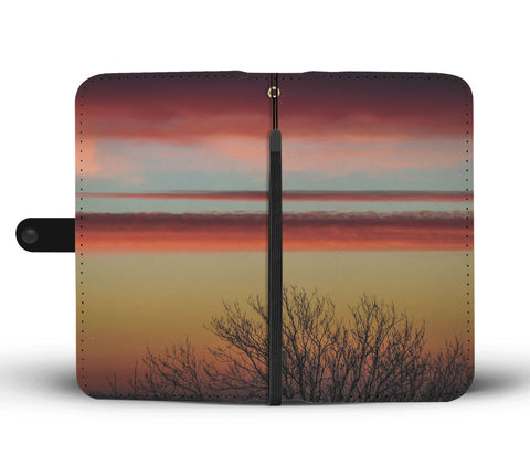 Image of Irish Sunrise Wallet Phone Case Wallet Case wc-fulfillment