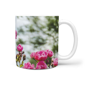 Ceramic Mug - Wild Irish Roses