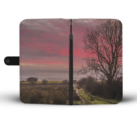 Image of Decomade County Clare Sunrise Wallet Phone Case Wallet Case wc-fulfillment
