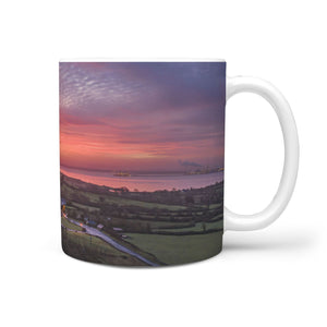 Ceramic Mug - Kildysart Sunrise over Shannon Estuary, County Clare