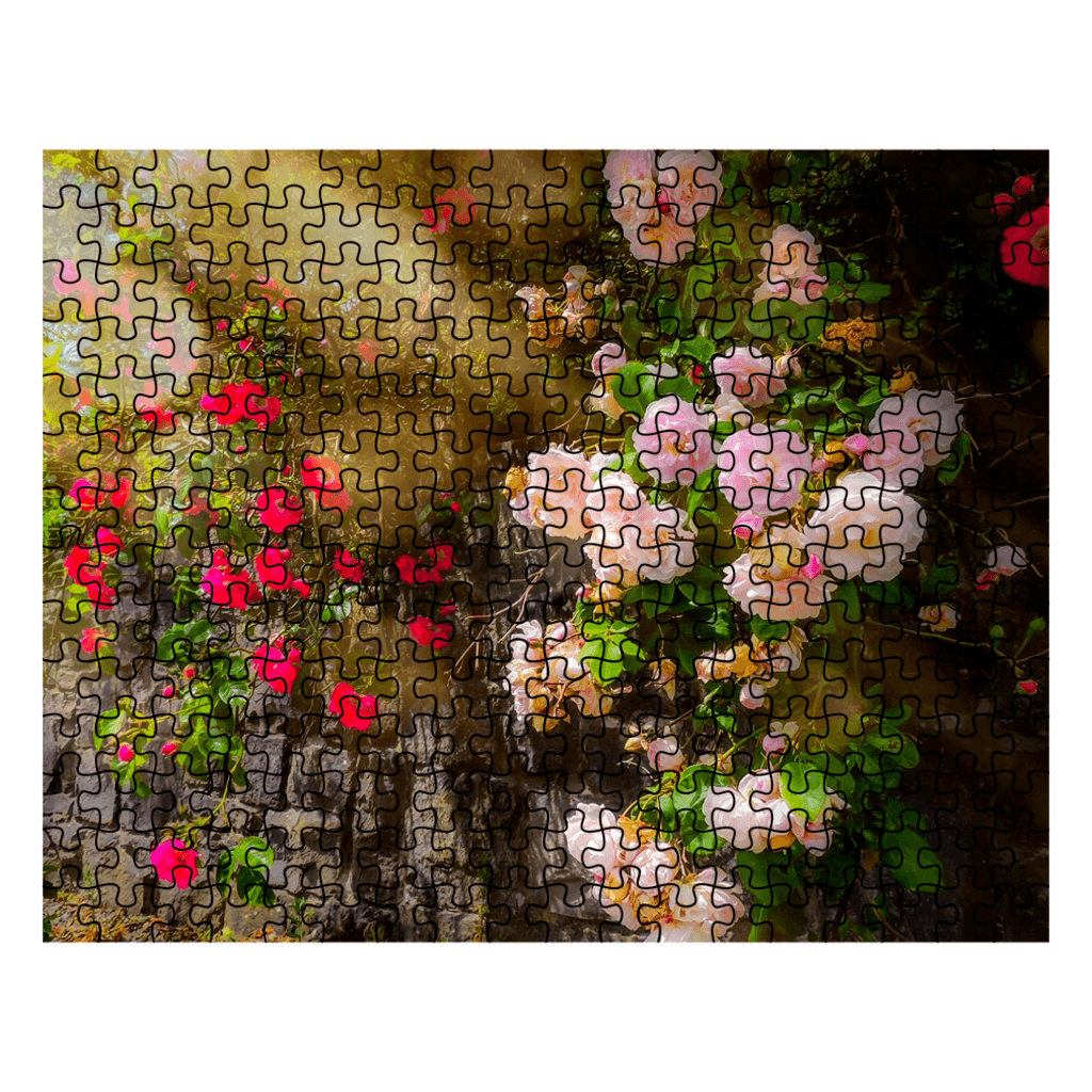 Puzzle - Irish Roses in Sunshine