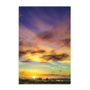Canvas Wrap - Autumn Sunrise over Shannon Estuary Canvas Wrap Moods of Ireland 12x18 inch
