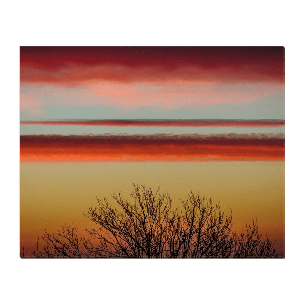 Canvas Wrap - Enchanted Irish Sunrise