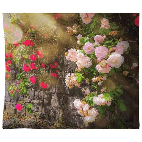 Image of Tapestry - Irish Roses