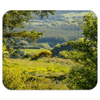 Mousepad - 40 Shades of Green in the County Clare Countryside - James A. Truett - Moods of Ireland - Irish Art