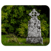 Mousepad - Celtic Cross at Killone Abbey, County Clare - James A. Truett - Moods of Ireland - Irish Art