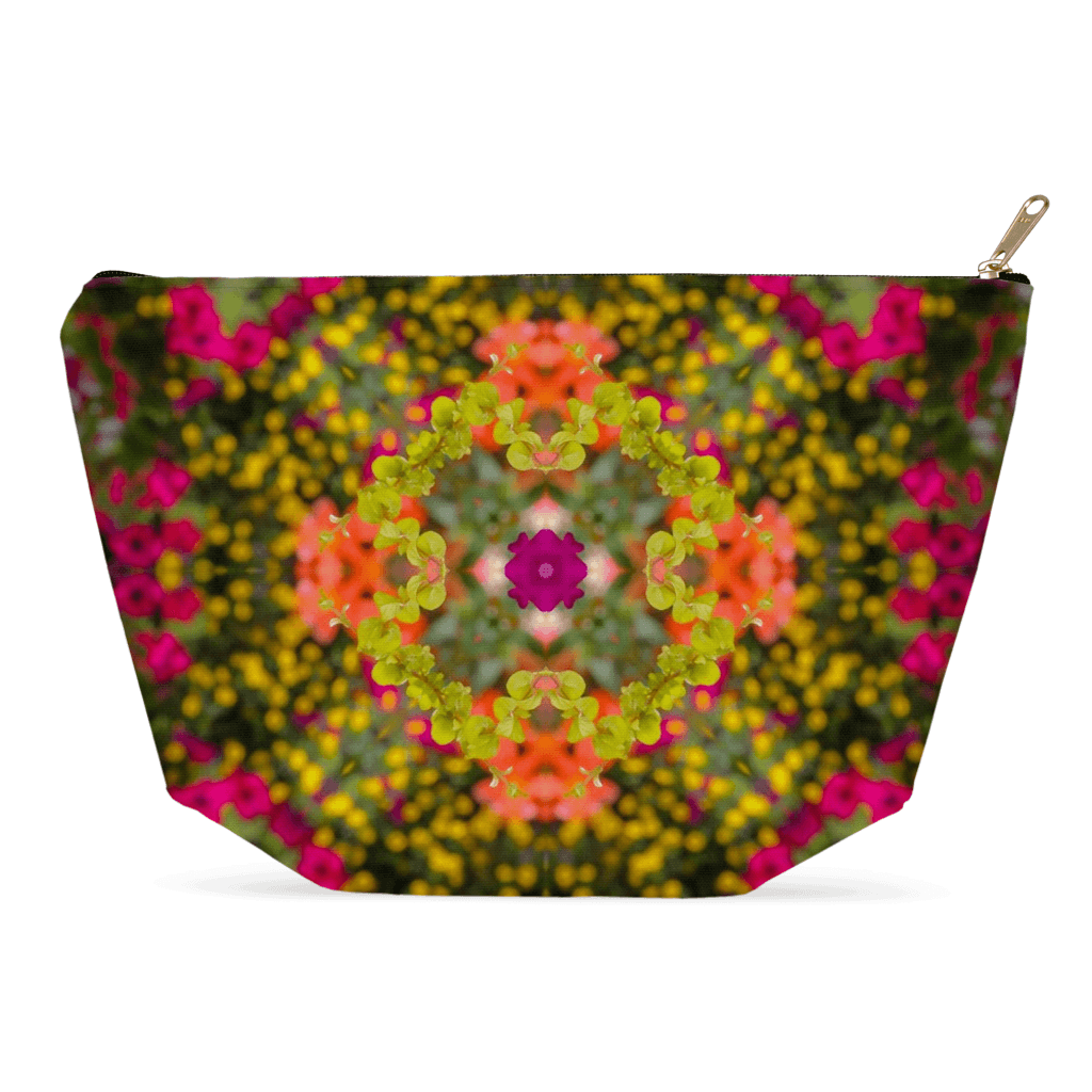 Accessory Pouch - Irish Kaleidoscope Accessory Pouch Moods of Ireland