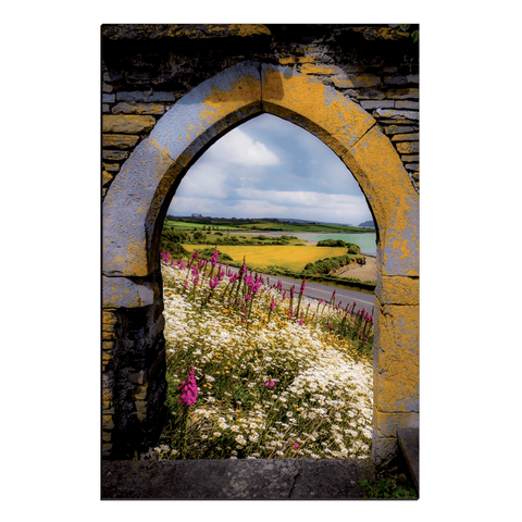 Canvas Wraps - Along the Shannon Estuary, County Clare, Ireland Canvas Wrap Moods of Ireland 20x30 inch