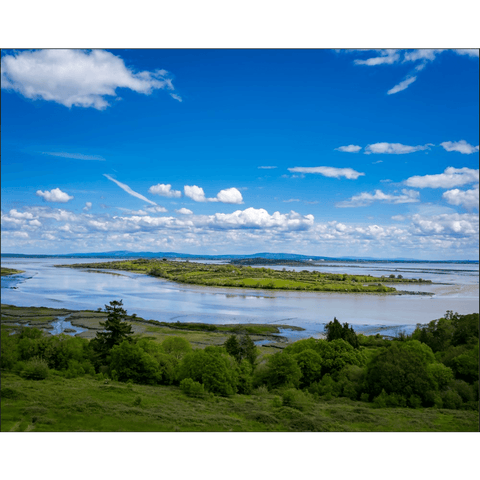 Poster Print - View from Paradise Estate, County Clare, Ireland Poster Print Moods of Ireland 8x10 inch