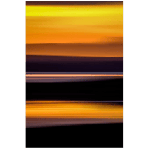 Poster Print - Abstract Irish Sunrise 2 Poster Print Moods of Ireland 20x30 inch