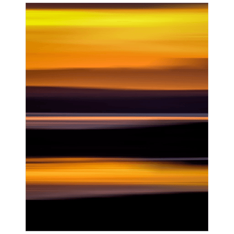 Poster Print - Abstract Irish Sunrise 2 Poster Print Moods of Ireland 16x20 inch