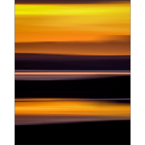Poster Print - Abstract Irish Sunrise 2 Poster Print Moods of Ireland 8x10 inch