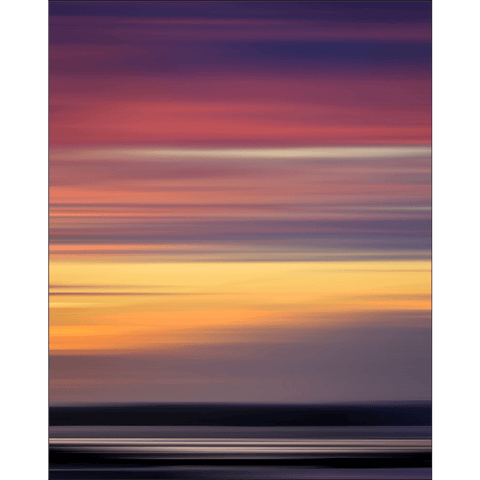 Poster Print - Abstract Irish Sunrise 3 Poster Print Moods of Ireland 8x10 inch