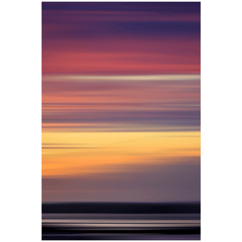 Poster Print - Abstract Irish Sunrise 3 Poster Print Moods of Ireland 24x36 inch