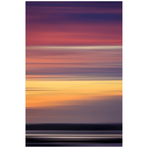 Poster Print - Abstract Irish Sunrise 3 Poster Print Moods of Ireland 20x30 inch