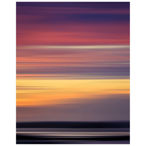 Poster Print - Abstract Irish Sunrise 3 Poster Print Moods of Ireland 16x20 inch