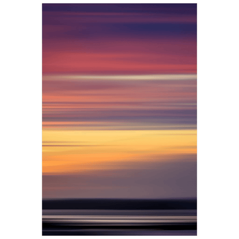 Poster Print - Abstract Irish Sunrise 3 Poster Print Moods of Ireland 12x18 inch