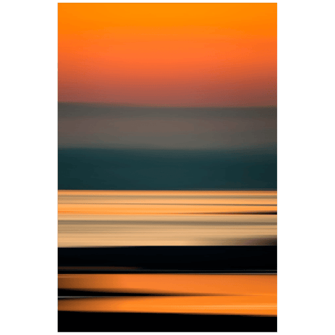 Image of Poster Print - Abstract Irish Sunrise 4 Poster Print Moods of Ireland 20x30 inch