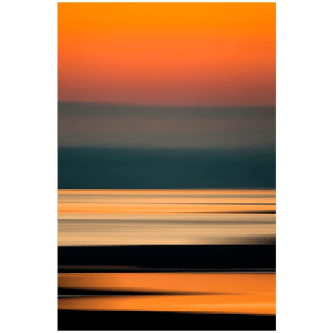 Image of Poster Print - Abstract Irish Sunrise 4 Poster Print Moods of Ireland 24x36 inch
