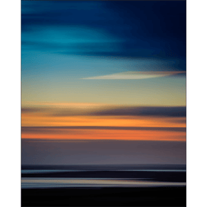 Poster Print - Abstract Irish Sunrise 5 Poster Print Moods of Ireland 8x10 inch