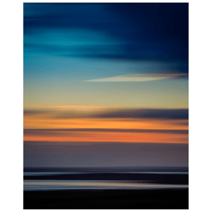 Poster Print - Abstract Irish Sunrise 5 Poster Print Moods of Ireland 16x20 inch