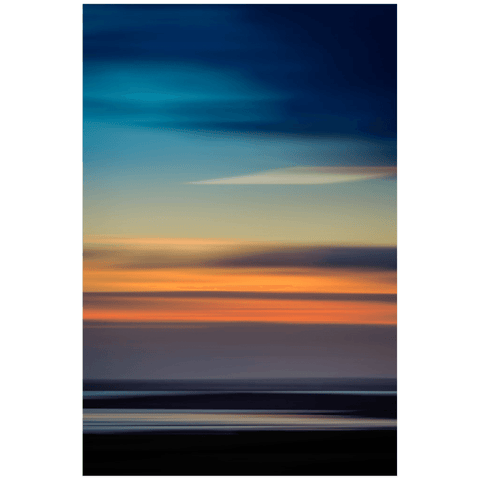Poster Print - Abstract Irish Sunrise 5 Poster Print Moods of Ireland 20x30 inch